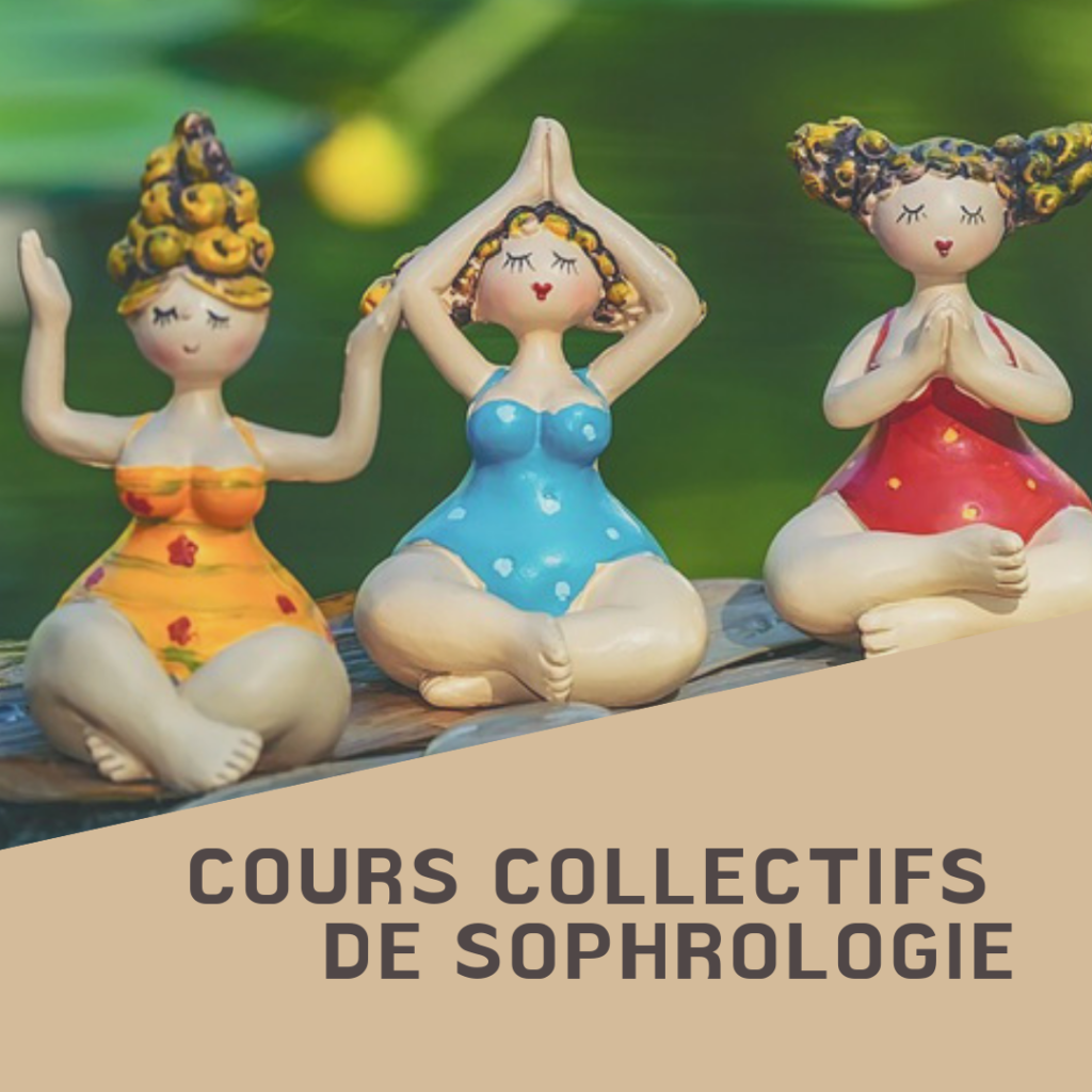 Cours collectifs sophrologie à Grenoble