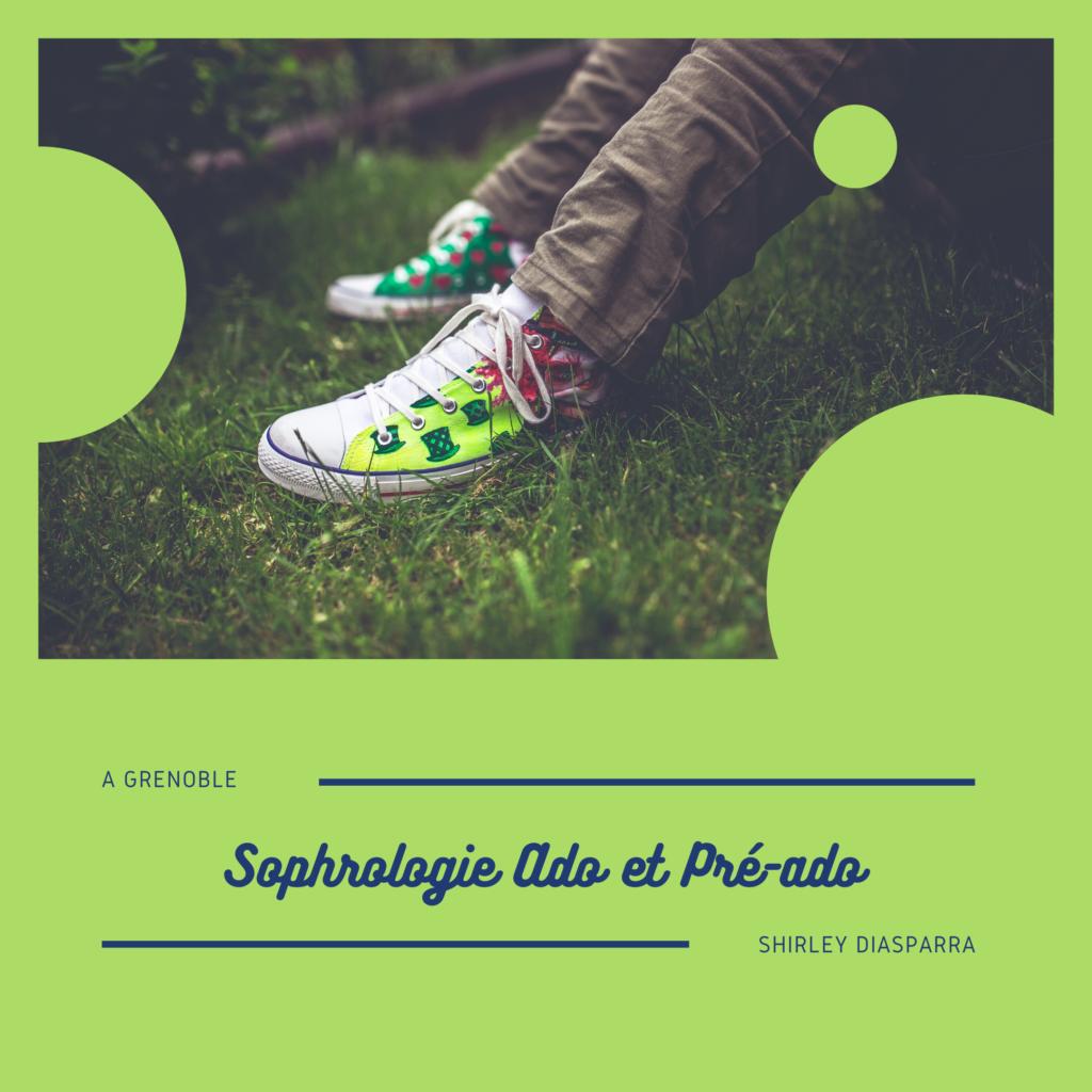 sophrologie adolescents et pré-adolescents grenoble