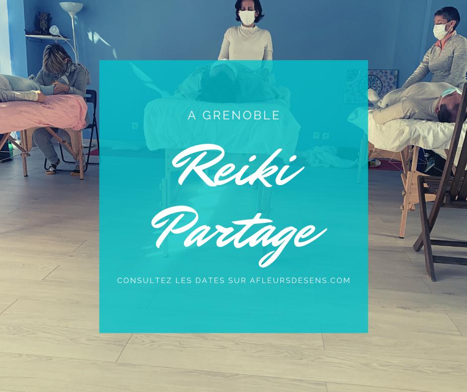 Reiki partage grenoble